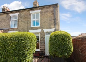 Thumbnail 3 bed end terrace house for sale in Winter Road, Norwich