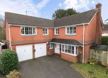 Thumbnail 5 bed detached house for sale in Pagewood Close, Maidenbower, Crawley, West Sussex