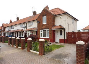 Thumbnail 3 bed end terrace house for sale in 24th Avenue, Hull