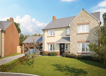 Thumbnail 4 bed detached house for sale in 8 Maple Gardens, Govilon, Abergavenny