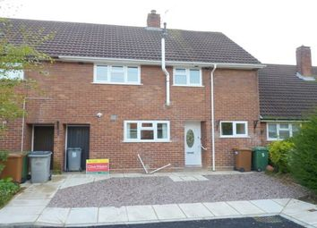 Thumbnail 3 bed terraced house to rent in Kelsall Close, Wirral