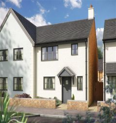 Thumbnail 3 bed semi-detached house for sale in Wigeon Road, Bude, Cornwall
