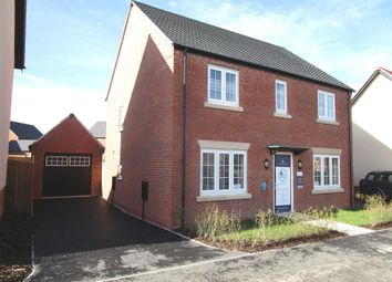 Thumbnail 4 bed detached house for sale in Main Street, Kings Newton, Derby
