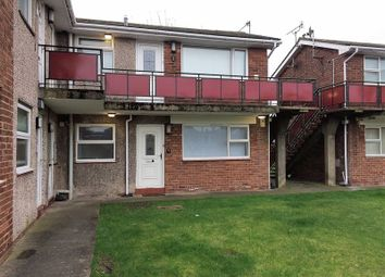 Thumbnail 1 bedroom flat for sale in Ridsdale Close, Seaton Delaval, Whitley Bay