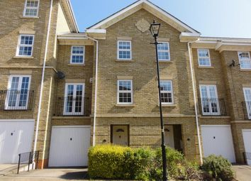 Thumbnail 3 bed town house for sale in Scholars Court, Northampton