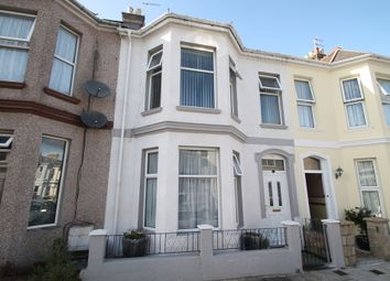 Thumbnail 4 bed terraced house for sale in St. Leonards Road, Plymouth