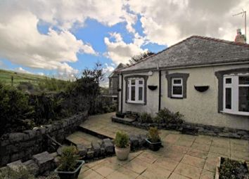 Thumbnail 4 bed detached bungalow for sale in Llanaelhaearn, Caernarfon