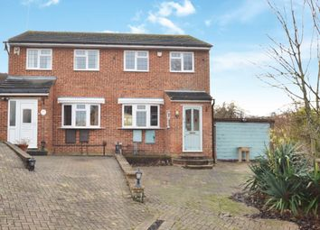 Thumbnail 3 bed semi-detached house for sale in Limetree Close, Downsview, Chatham