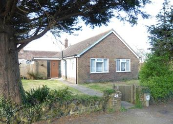 Thumbnail 3 bedroom bungalow for sale in Priory Close, New Romney, Kent, .