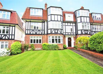 Thumbnail 2 bed flat for sale in Grange Court, Upper Park, Loughton, Essex