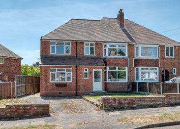Thumbnail 4 bed semi-detached house for sale in Rednal Road, Kings Norton, Birmingham