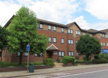 Thumbnail 1 bedroom flat for sale in Ashton Court, High Road, Chadwell Heath, Romford