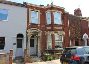 Thumbnail 2 bed flat to rent in Beresford Road, Lowestoft