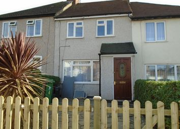 Thumbnail 2 bed terraced house to rent in Beeches Road, Sutton