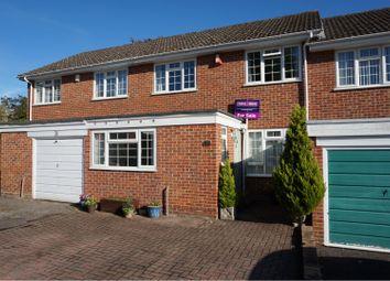 Thumbnail 3 bed terraced house for sale in Lakeside Avenue, Rownhams Southampton