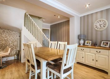 Thumbnail 3 bedroom terraced house for sale in Queensway, Mildenhall, Bury St. Edmunds
