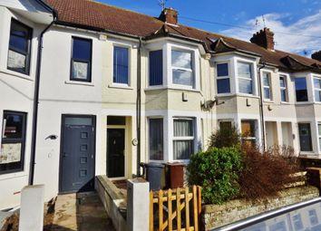 Thumbnail 3 bed terraced house for sale in East Ham Road, Littlehampton