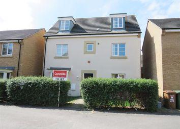Thumbnail 4 bedroom property to rent in Kiln Street, Hampton Vale, Peterborough