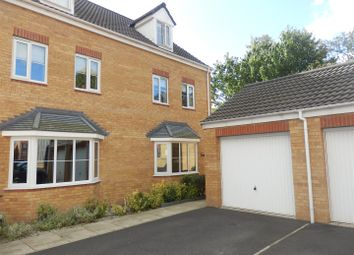 Thumbnail 4 bed semi-detached house for sale in Springfield Close, Lofthouse, Wakefield
