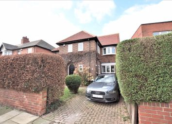 4 bed detached house for sale in The Crescent, Longbenton, Newcastle Upon Tyne NE7