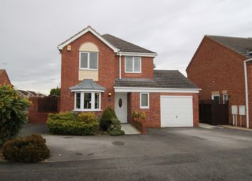 Thumbnail 3 bed detached house for sale in Brecknock Drive, Long Eaton