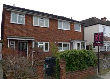 Thumbnail 3 bed semi-detached house to rent in Douglas Road, Surbiton