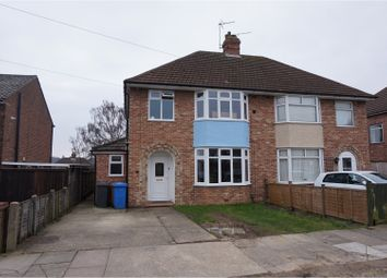 Thumbnail 3 bedroom semi-detached house for sale in Elmcroft Road, Ipswich