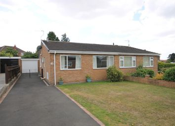 Thumbnail 2 bed semi-detached bungalow for sale in Stockdale Court, Northallerton