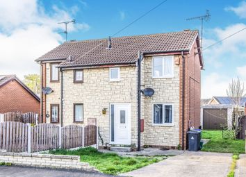 Thumbnail 2 bed semi-detached house for sale in Coniston Road, Doncaster, South Yorkshire