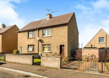 Thumbnail 2 bed semi-detached house for sale in Woodburn Grove, Dalkeith