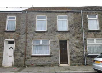 Thumbnail Terraced house for sale in Dunraven Street, Treherbert, Treorchy