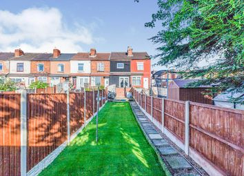Thumbnail 2 bed terraced house for sale in Victoria Terrace, Selston, Nottingham