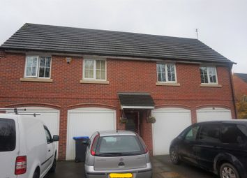 Thumbnail 2 bed flat for sale in Millbrook Gardens, Blythe Bridge, Stoke-On-Trent