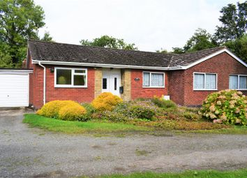 Thumbnail 4 bed detached bungalow for sale in Hill Top, Gun Hill, Coventry