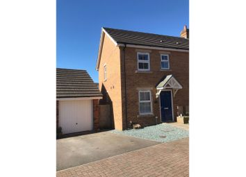 Thumbnail 2 bed semi-detached house for sale in Llys Y Dderwen, Coity