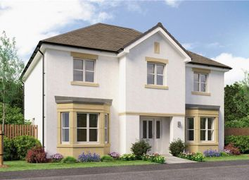 "Thumbnail 5 bedroom detached house for sale in ""Chichester"" at Auchinleck Road, Robroyston, Glasgow"