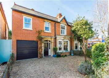 Thumbnail 4 bedroom semi-detached house for sale in Station Road, Histon, Cambridge