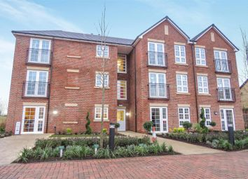 Thumbnail 1 bed flat for sale in The Beech, Parkland Place, Shortmead Street, Biggleswade