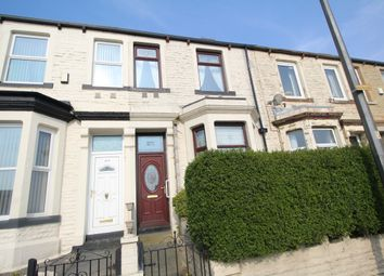 Thumbnail 3 bed terraced house for sale in Padiham Road, Burnley, Lancashire