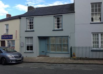 Thumbnail 3 bed terraced house for sale in Hill Street, Haverfordwest