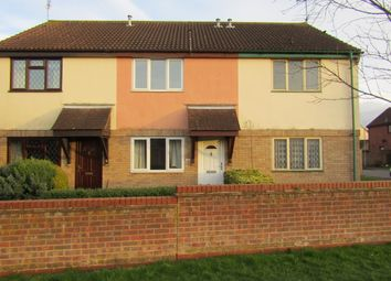 Thumbnail 2 bed terraced house to rent in Faulkeners Way, Felixstowe