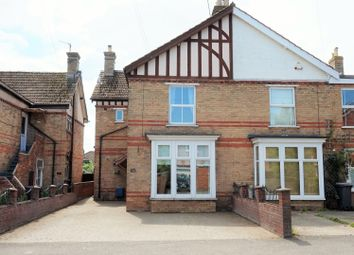 Thumbnail 3 bed semi-detached house for sale in Greenway Road, Taunton