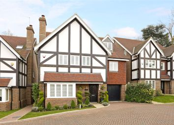 Thumbnail 5 bed detached house for sale in Branston Close, Watford, Hertfordshire