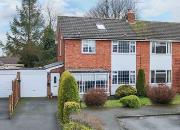 Thumbnail 4 bed semi-detached house for sale in Hoopers Lane, Astwood Bank, Redditch