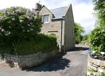 Thumbnail 2 bed semi-detached house for sale in Lesbury, Alnwick, Northumberland