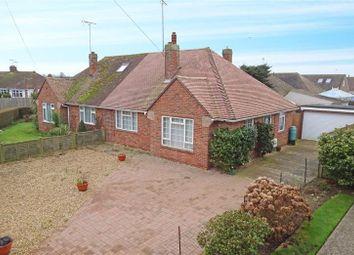 Thumbnail 2 bed semi-detached bungalow for sale in Sea Road, East Preston, Littlehampton