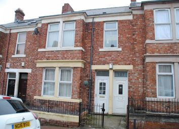 Thumbnail 2 bed flat for sale in Rodsley Avenue, Gateshead