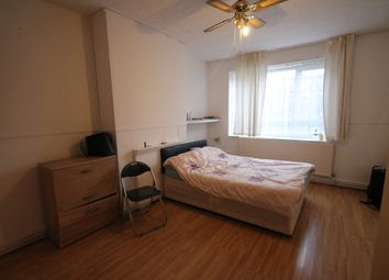 Thumbnail 4 bed flat to rent in Axminster Road, London