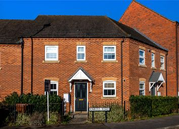Thumbnail 2 bed flat for sale in Kinross Road, Sleaford, Lincolnshire