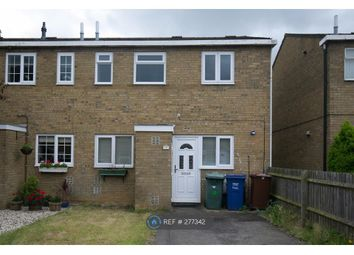 Thumbnail 3 bed end terrace house to rent in Lincoln Close, Bicester